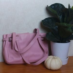 🎀Bath and Body Works Pink Purse